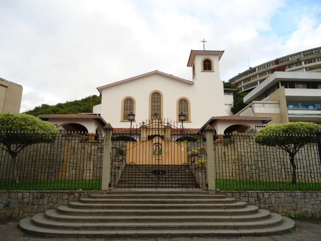 Iglesia Nuestra Señora de Guadalupe 11/09/2016 7:00pm