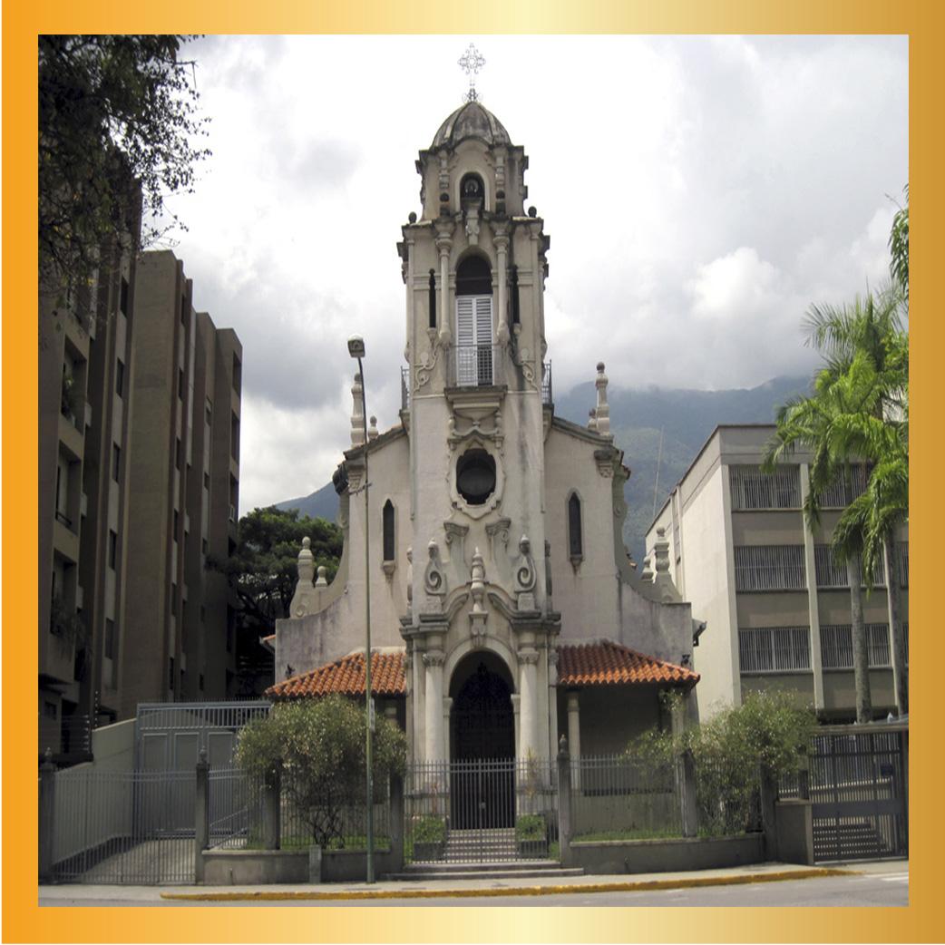 Iglesia Nuestra Señora del Carmen 29/10/16 7:00pm