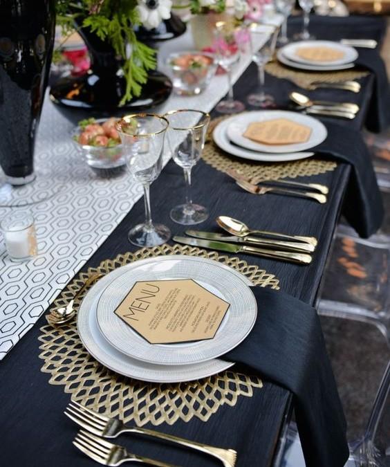 La buena mesa y su protocolo